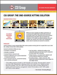 Kitting Solution Brochure