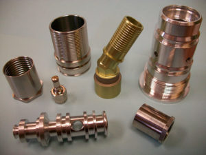 Aerospace - Precision Machined Components